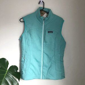 PATAGONIA Nano-Air Vest Green   Blue